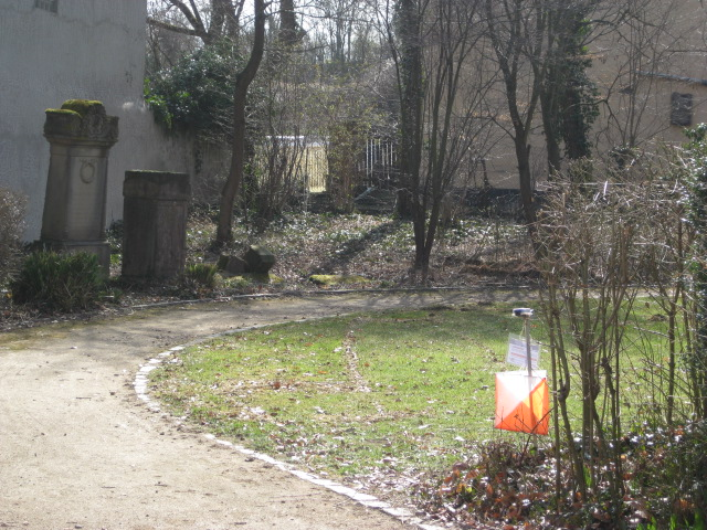 Lolly-Cup 2015 Westhofen, Postenstandort alter Friedhof (166.4KB)